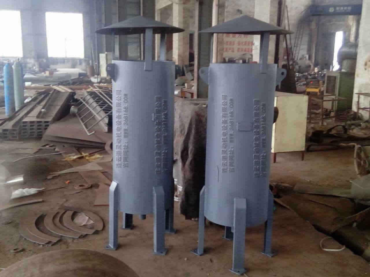 排气消声器_排汽消声器