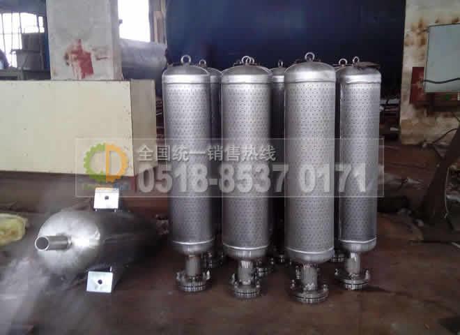 蒸汽小孔排气消声器