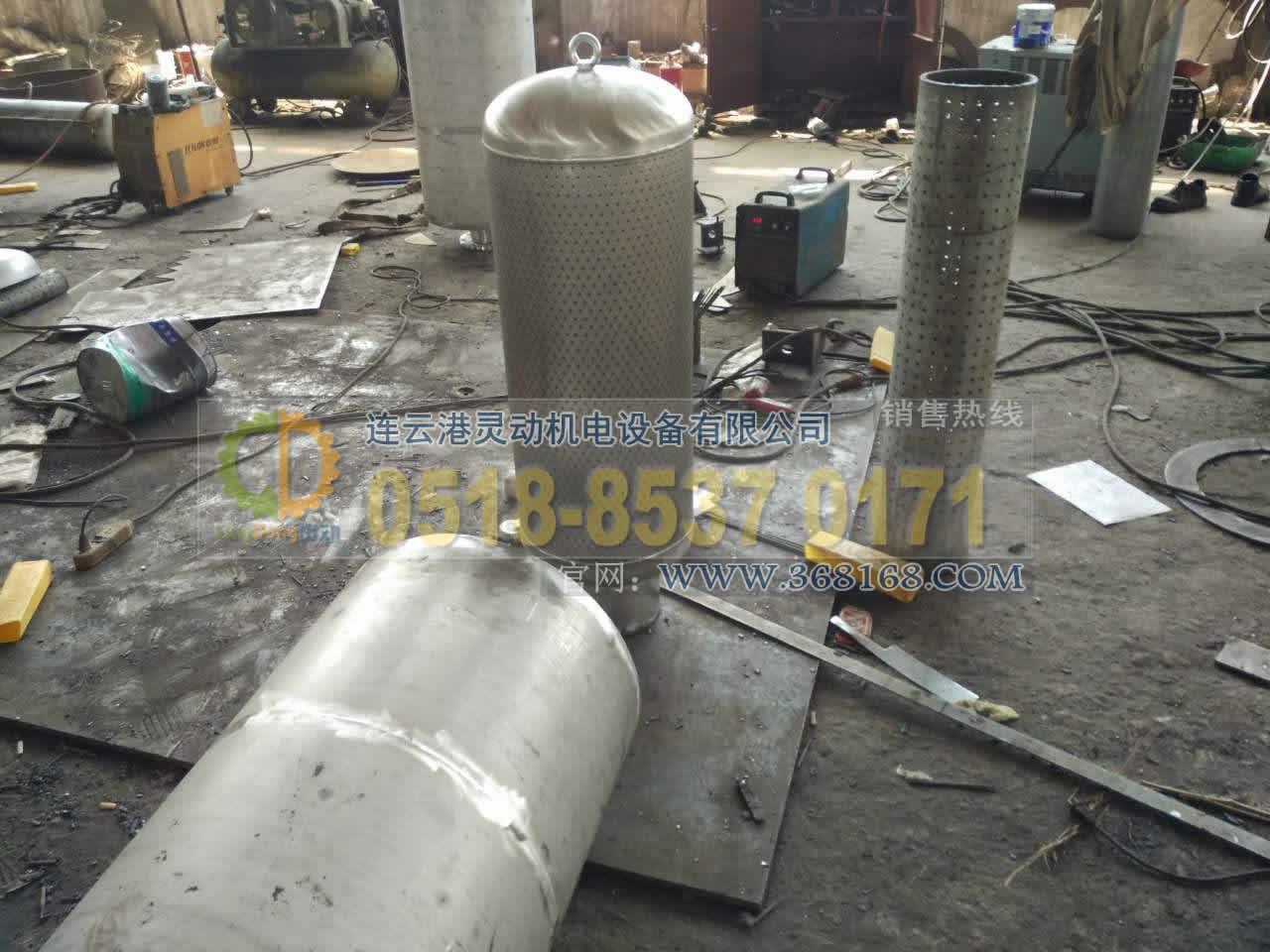 安全阀消声器生产厂家
