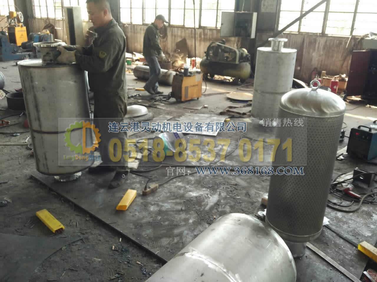 安-阀消声器制造厂