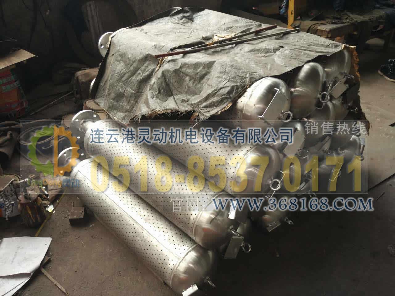 不锈钢消声器生产厂家