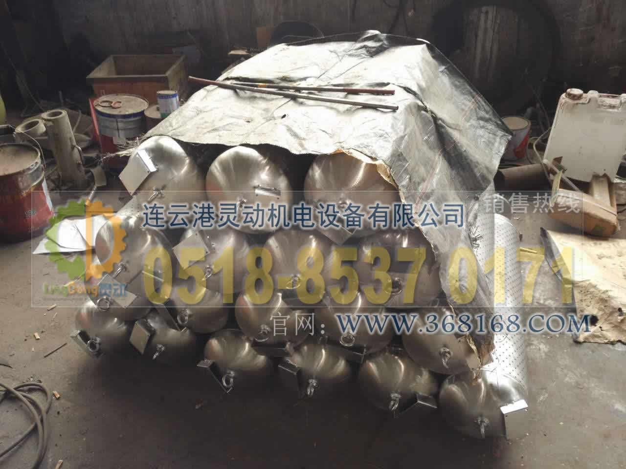 不锈钢消声器制造厂家