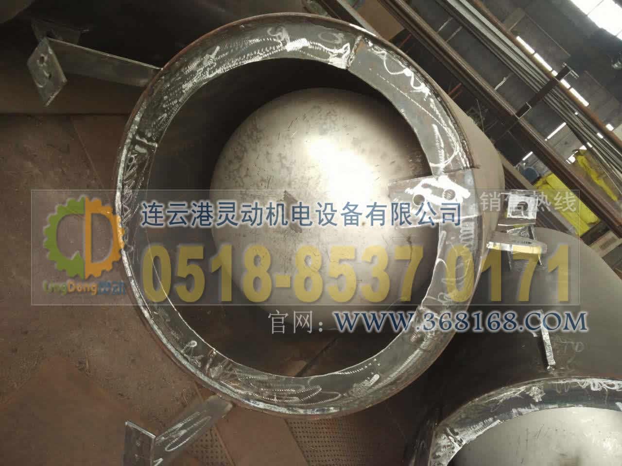 碳钢及不锈钢消声器制造