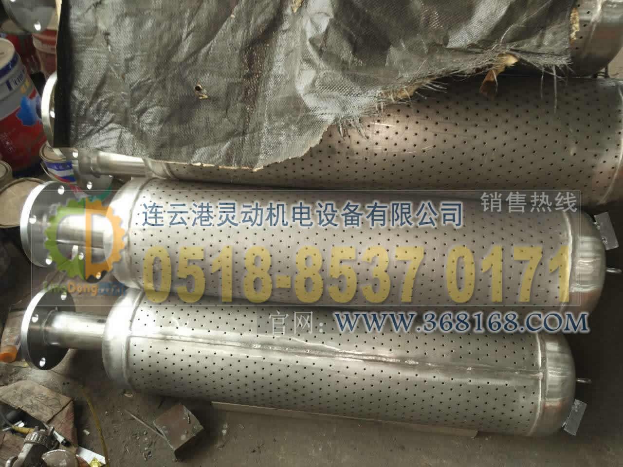 蒸汽消声器生产厂家