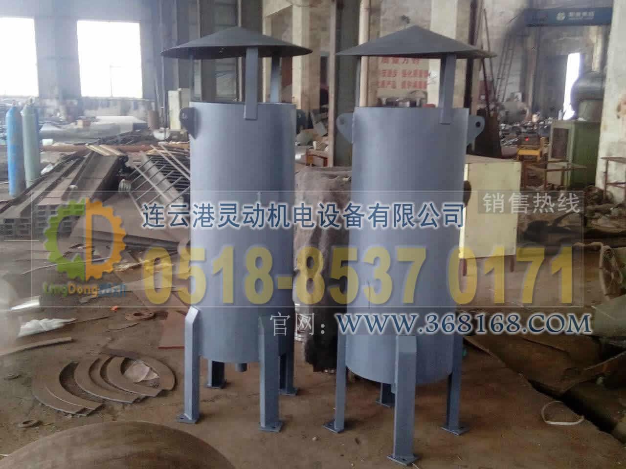 排气蒸汽消声器生产厂家