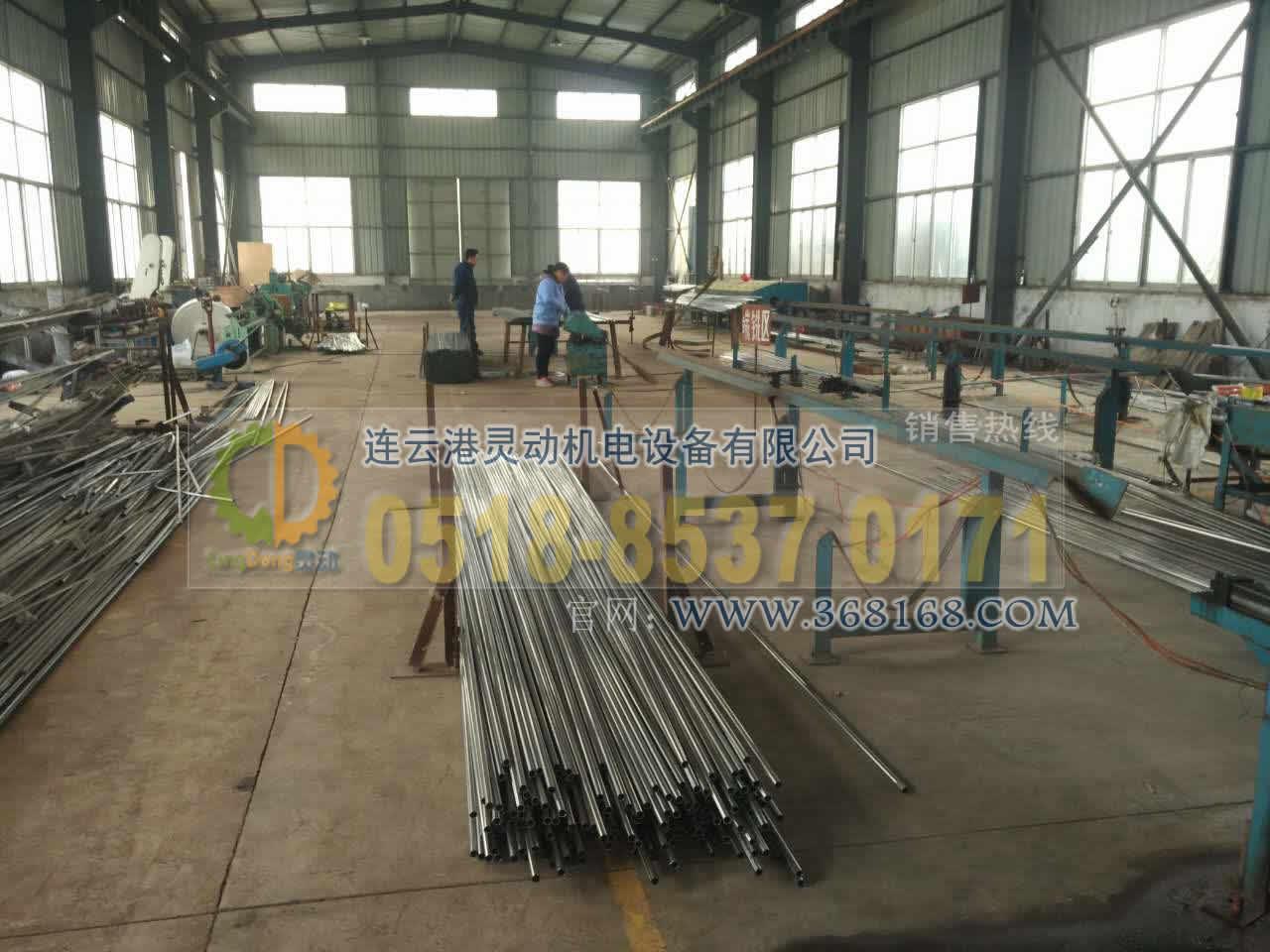 不锈钢焊管生产厂家