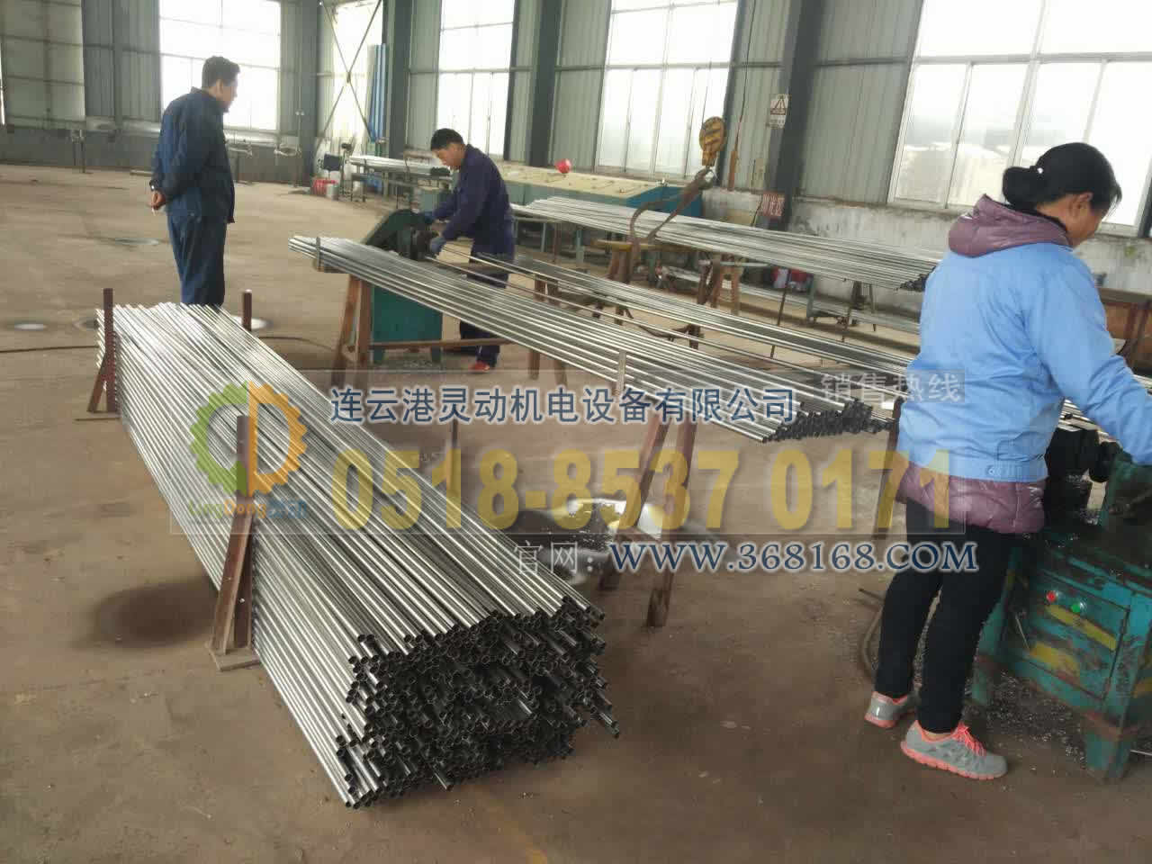不锈钢焊接管生产厂家