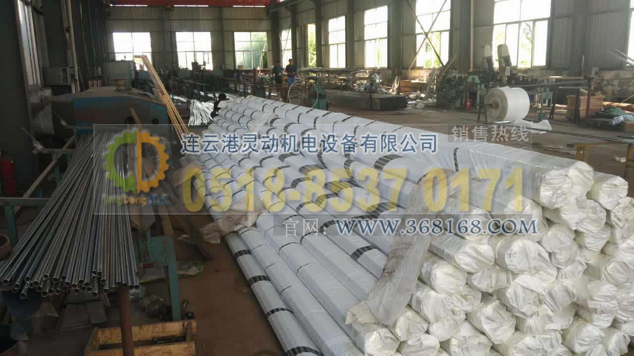 不锈钢焊接管厂家