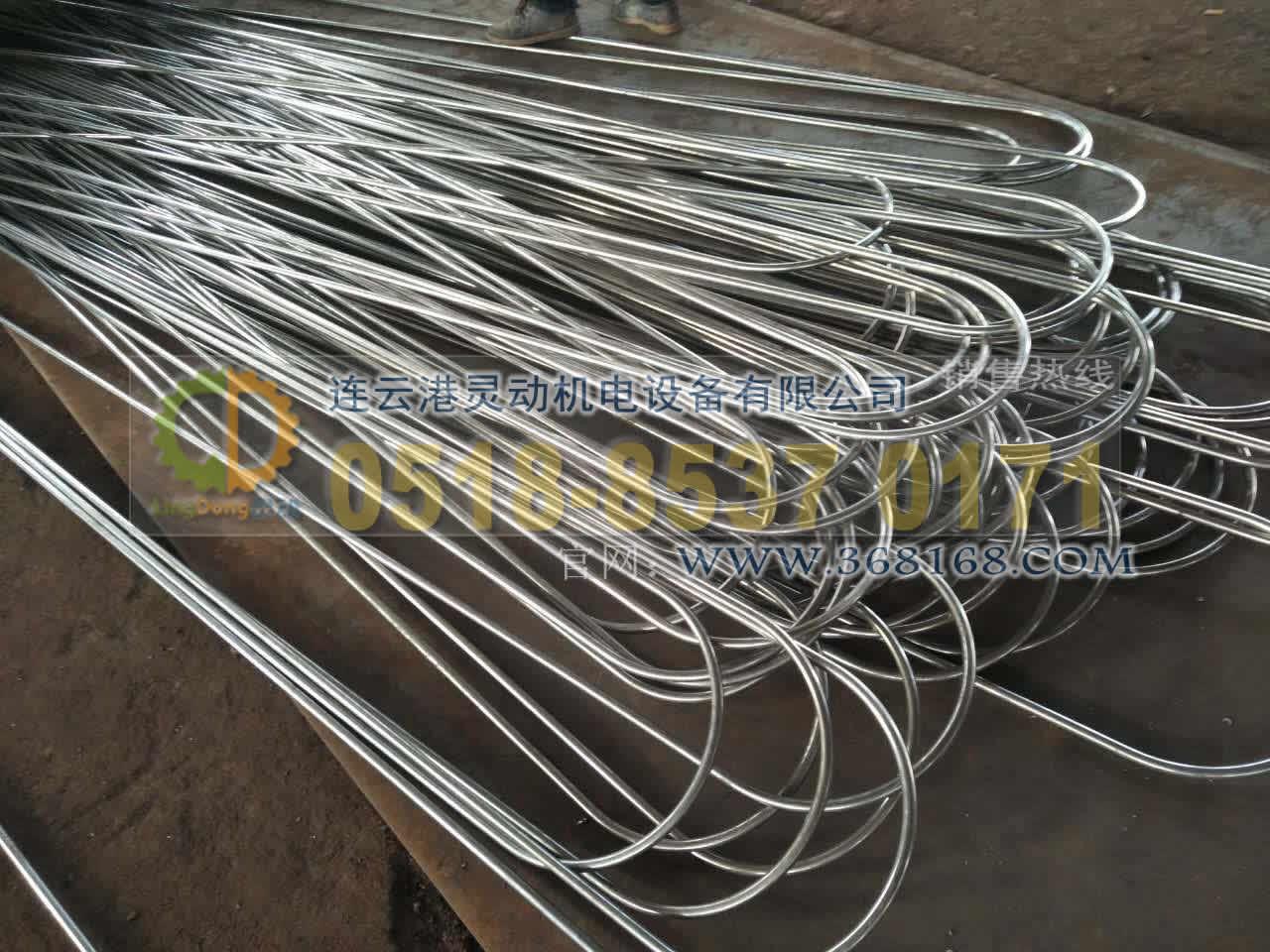 不锈钢U型管生产厂家
