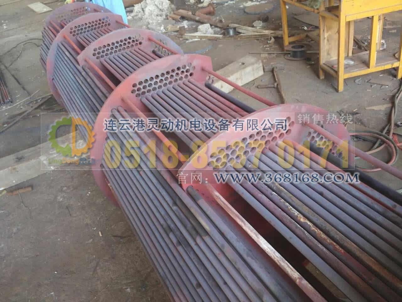 高压加热器锅炉管20GU型管换管改造