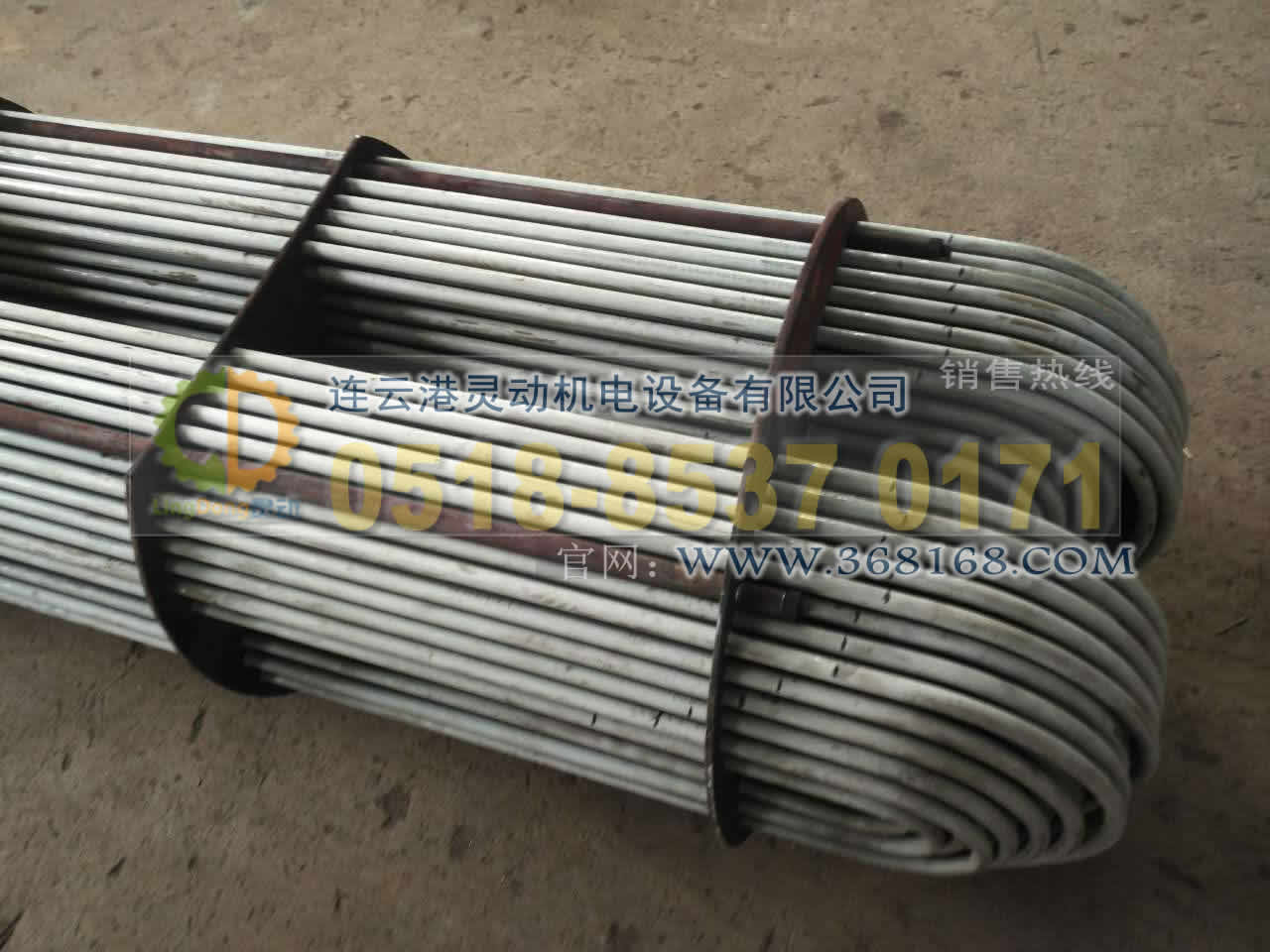 高压加热器耐高温不锈钢U型管换管改造厂家