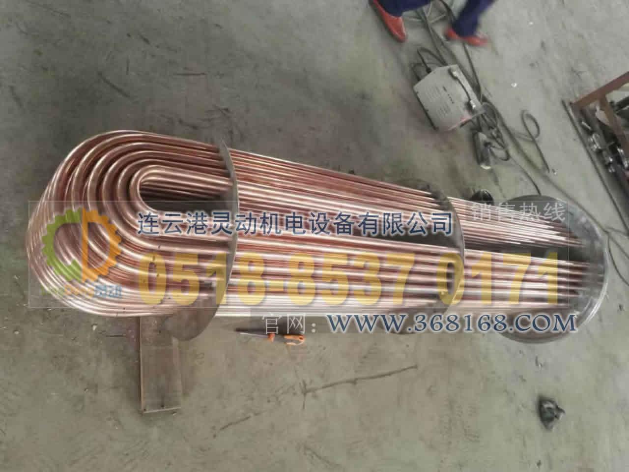 容积式换热器换管换芯改造厂家