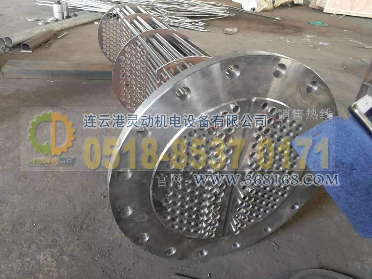 余热回收装置换管收能器换管安装厂家