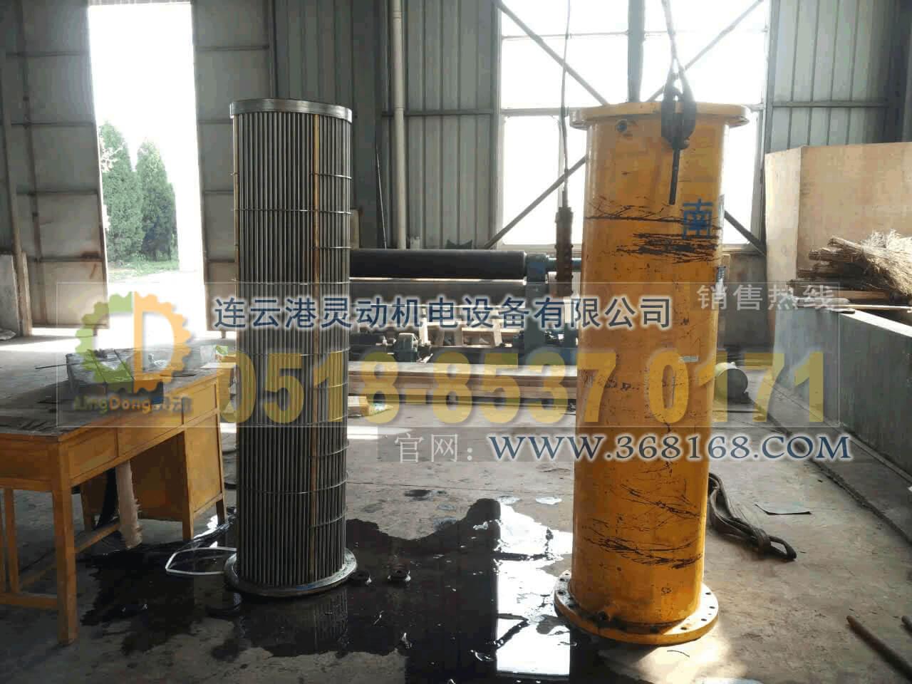 冷油器又称油水冷却器或列管式冷油器生产厂家
