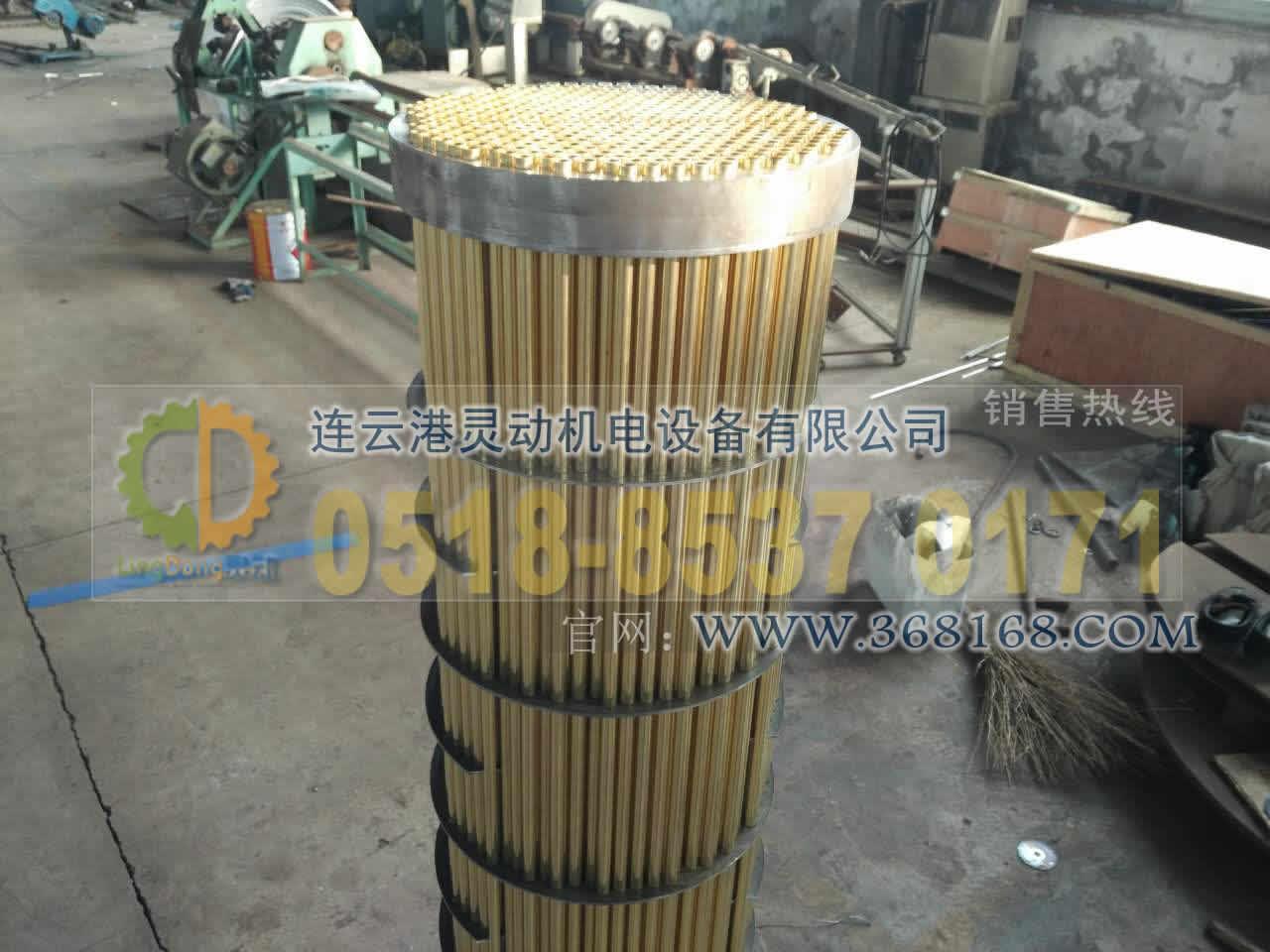油水冷却器及列管式冷水器厂家换铜管换芯改造