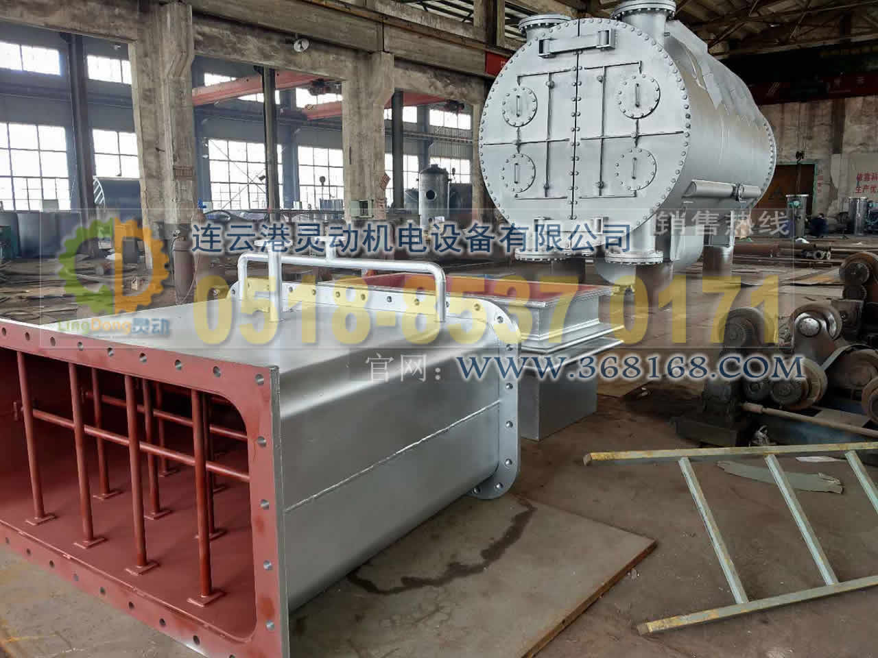 凝汽器制造厂表面式凝汽器厂家汽轮机凝汽器生产厂家