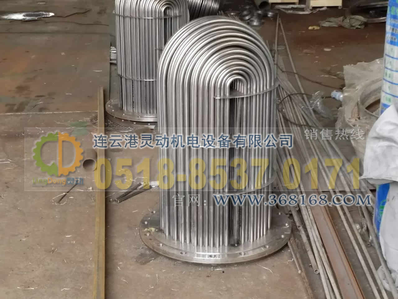 汽封加热器换管改造,轴封加热器换管,汽封冷却器换管厂家